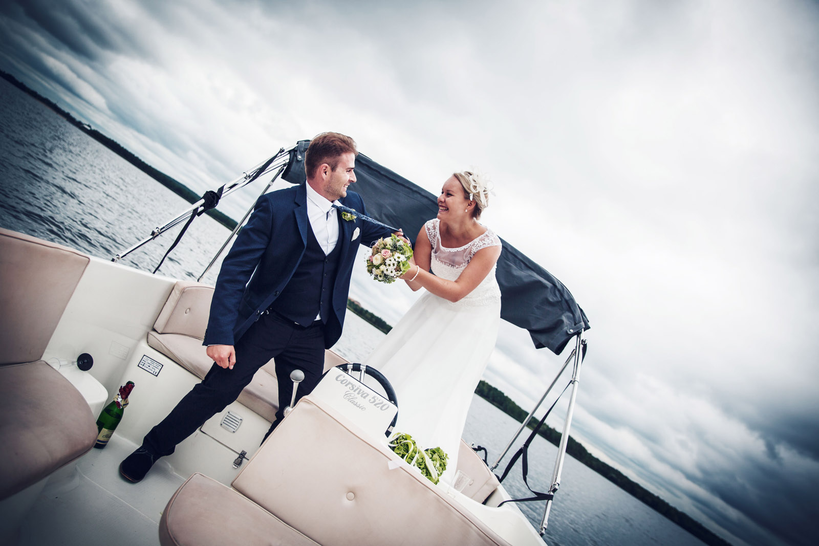 Als Hochzeitsfotograf in Senftenberg