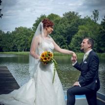 Als Hochzeitsfotograf in Altdöbern bei Cottbus 4