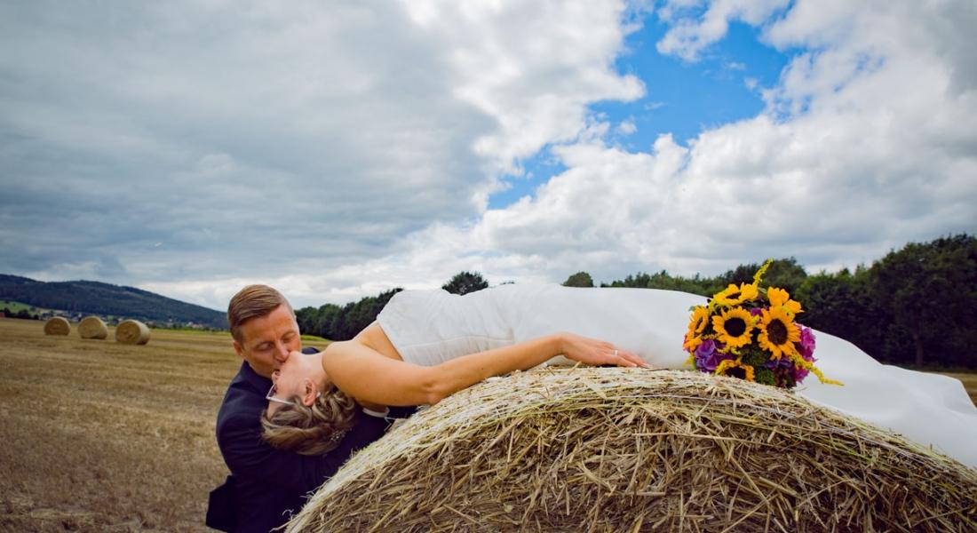 Als Hochzeitsfotograf in Bautzen und Tautewalde. Die Hochzeit von Anne und Sven.