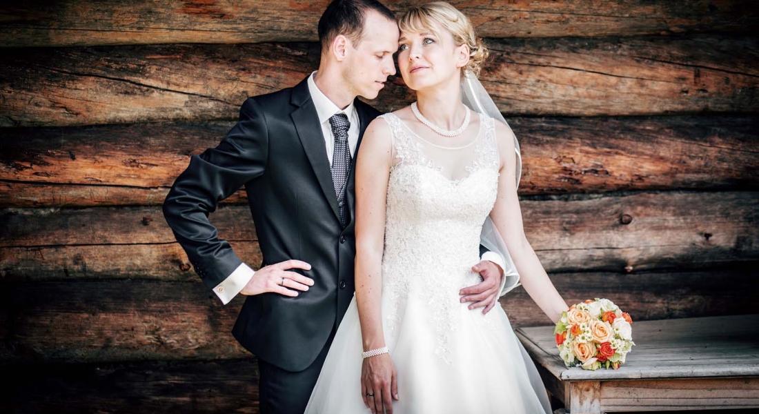 Als Hochzeitsfotograf am Senftenberger See. Die Hochzeit von Anne & Christopher