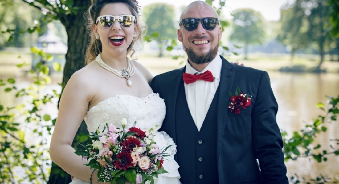 Als Hochzeitsfotograf in Zabeltitz bei Großenhain. Die Hochzeit von Carolin und Martin.