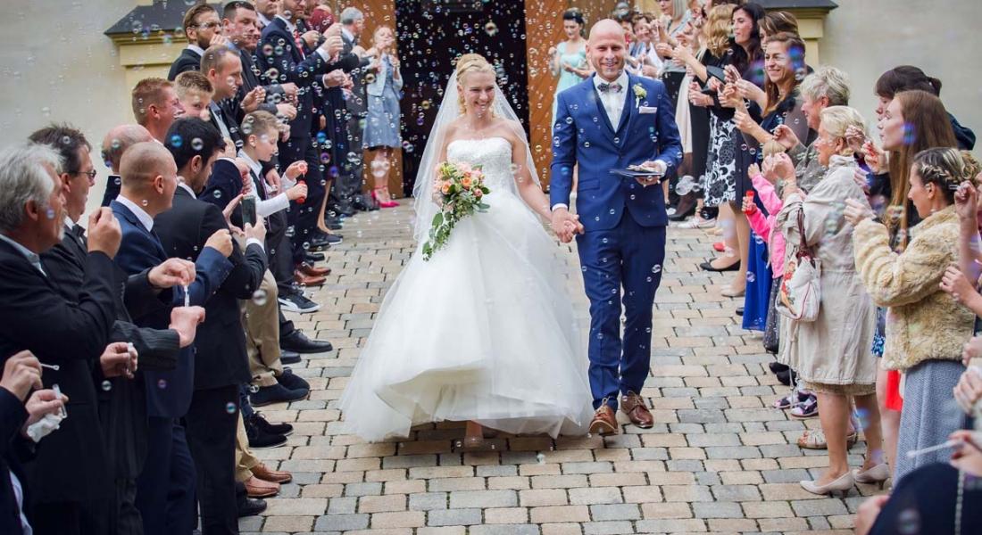 Als Hochzeitsfotograf in Senftenberg. Die Hochzeit von Tanita und Thomas.