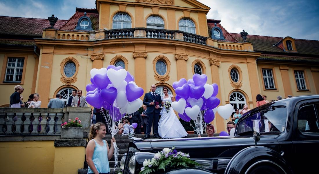 Die Hochzeit von Jeannette und Alexander. Als Hochzeitsfotograf in Lipsa und Jannowitz.
