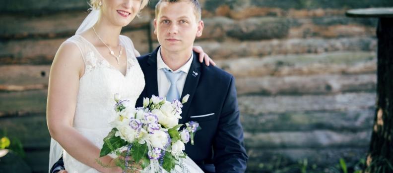 Als Hochzeitsfotograf in Spremberg und Neustadt an der Spree. Die Hochzeit von Maria und Oliver.