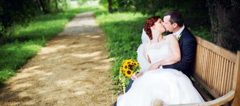 Als Hochzeitsfotograf in Altdöbern bei Cottbus. Die Hochzeit von Gloria und Ronny.
