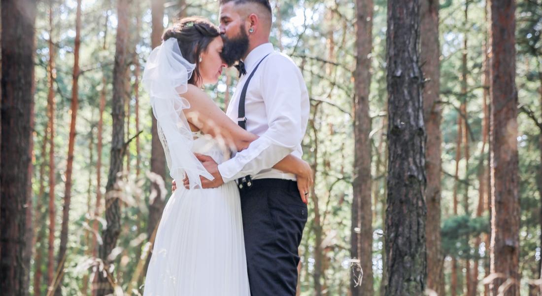 Als Hochzeitsfotograf im Wasserwerk in Guben bei Cottbus. Die Hochzeit von Nicole und Christian.